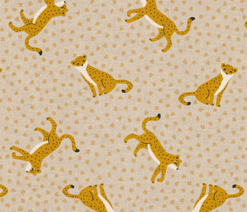 Luipaard linnenlook