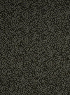 panterprint groen tricot