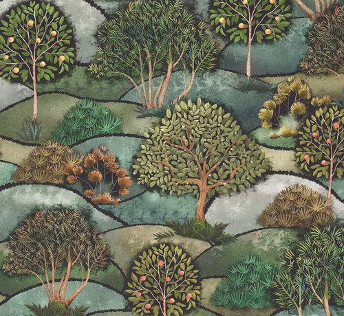 Landschap digitale print