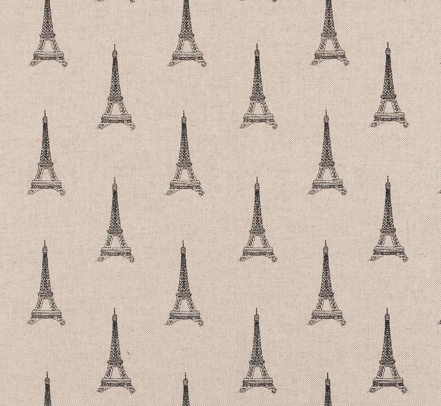 Eiffeltoren linnenlook