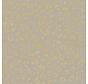 Goud panterprint patroon op een linnenlook ondergrond