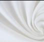 Witte katoenen poplin