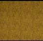Okergele panterprint poplin stof