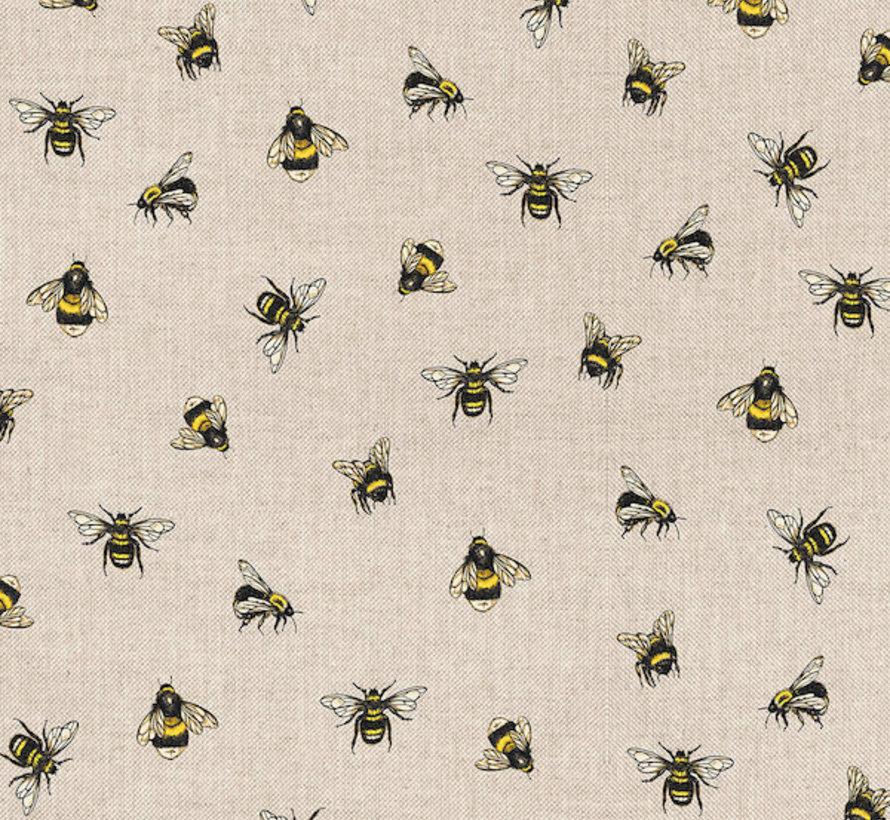 Bijen linnenlook