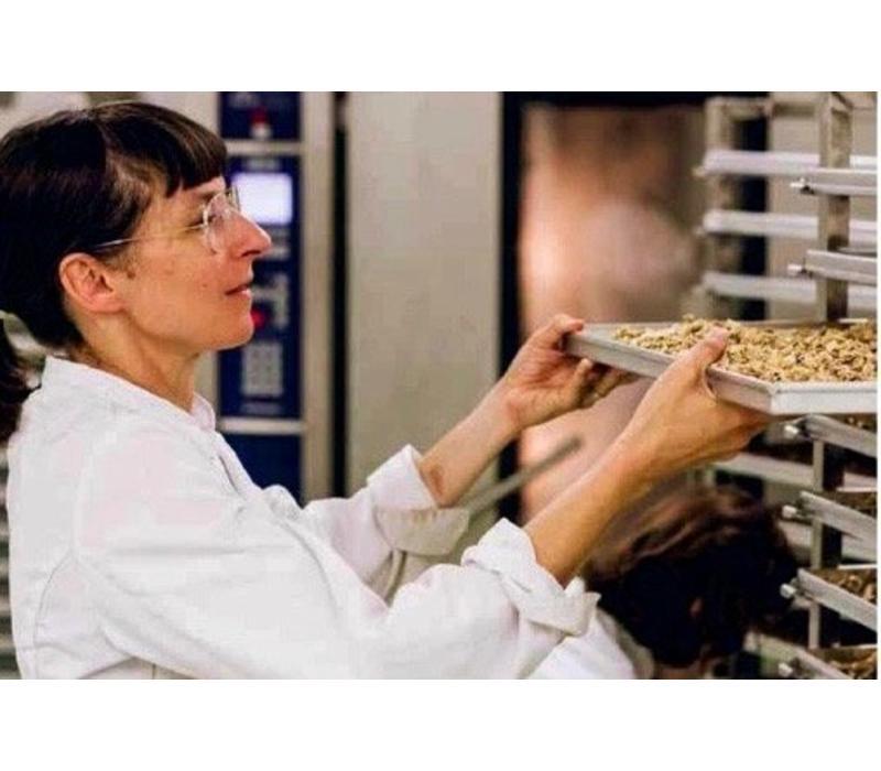 Handgemaakte BIO granola #5 Pecan-Almond Fanbag (700g)