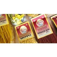 Pasta van volle granen - Linguine met Inktvis (250g)