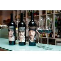 BIO dynamischer spanischer Rotwein (3 x 75cl) - Weinkoffer