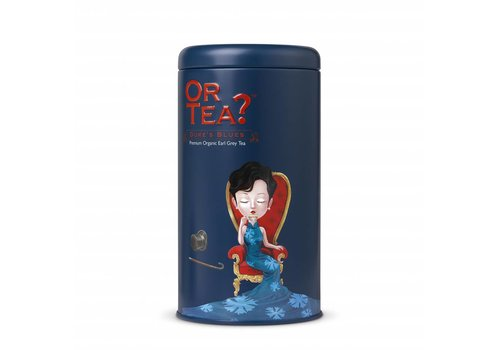 Or Tea? Duke's Blues cylinderdoos (100g)