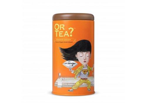 Or Tea? EnerGinger cylinderverpakking (75g)