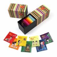 The Rainbow Box mit 20 Teesorten