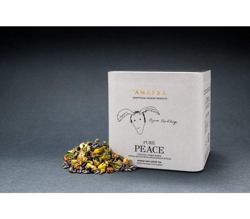 Griekse thee BIO Pure Peace (30g)