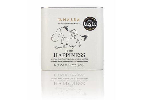 Anassa Griekse Mountain tea BIO Pure Happiness  (20g)