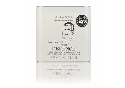 Anassa Griekse Mountain tea BIO Pure Defence  (30g)
