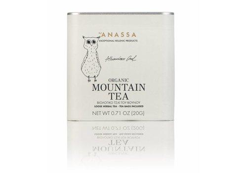 Anassa Griekse BIO Mountain tea  (20g)