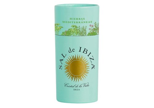 Sal de Ibiza Granito Mediterrean Herbs (55g)