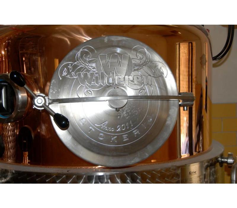 Belgische whisky Wild Weasel uit Wilderen (70cl)