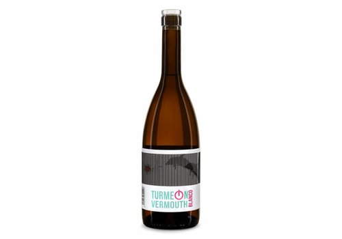 Turmeon Vermout WIT uit Spanje (75cl)