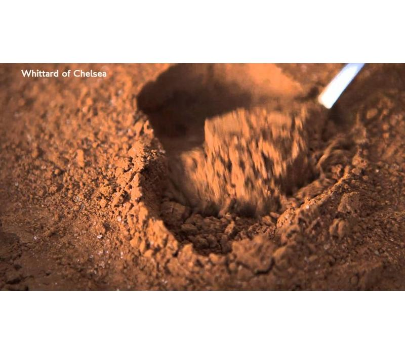 Heiße vegan Schokolade aus London mit 70% Kakao (350g)