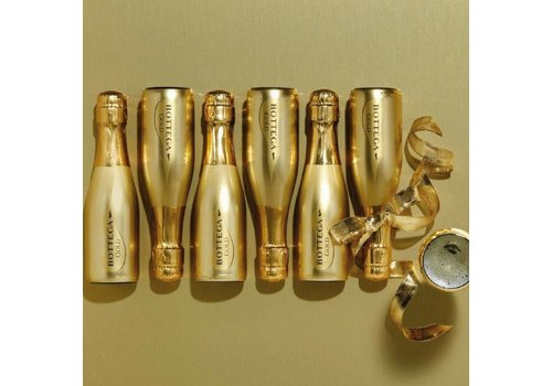 Bottega Mini-Prosecco-Flasche Gold (20cl)