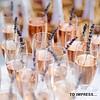 Bottega Mini prosecco flesje Rosé Gold (20cl)