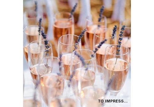 Bottega Mini-Prosecco-Flasche Rosé Gold (20cl)