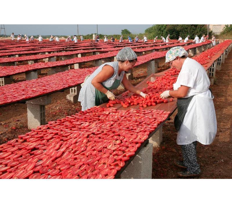 Tapenade van gedroogde tomaten uit Griekenland (125ml)