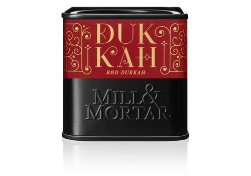 Mill and Mortar BIO rode Dukkah (75g)