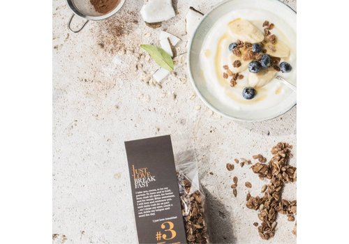 I Just Love Breakfast Granola #3 Cacao (250g)
