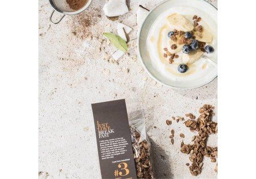 I Just Love Breakfast Granola #3 Cacao (250g)