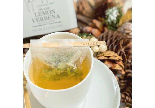 Anassa Griekse thee BIO Lemon Verbena  (15g)