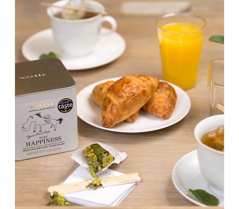 Griekse Mountain tea BIO Pure Happiness  (20g)