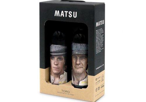 Matsu BIO dynamischer spanischer Rotwein (2 x 75cl)