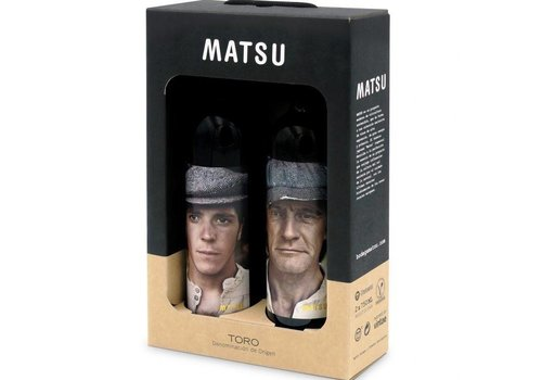 Matsu BIO wijnpakket (2 x 75cl)