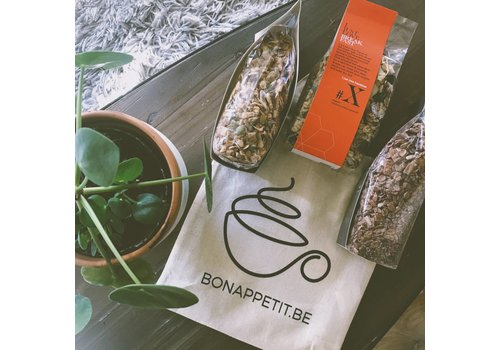 Bon Appetit Les Amis Granola gift pack (3 x 250g)