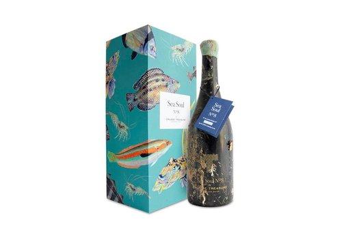 Crusoe Treasure Unter Wasser gereifter Wein Sea Soul N°8 MONO (75 cl)