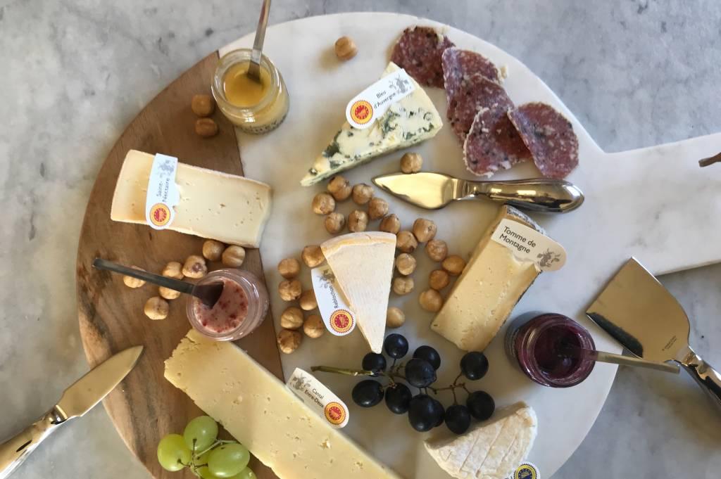Foodpairing van kaas en specialty honing