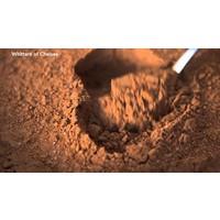 Warme chocolade uit Londen met Orange smaak  (350g)
