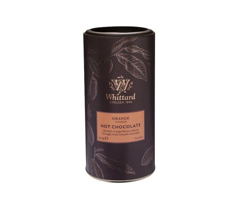 Heiße Schokolade aus London mit Orangengeschmack (350g)