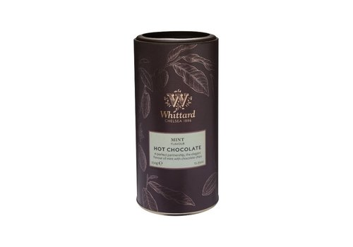 Whittard of Chelsea Warme chocolade Mint (350g)