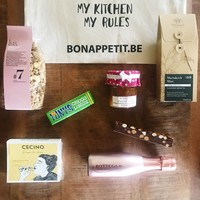 Giftbag 'The Sweetest Foodie'