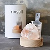 Rivsalt Himalaya zout met rasp