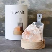 Himalaya zout met rasp