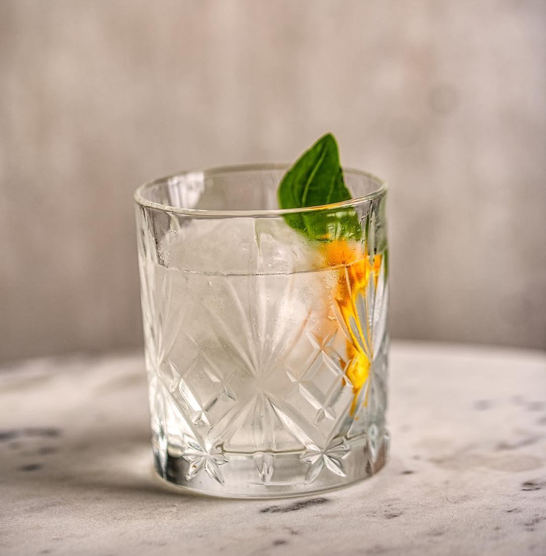 Alcoholvrije gin & tonic met NONA June
