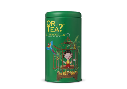 Or Tea? Losse tropische vruchten infusie BIO (75g)