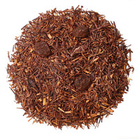 Cylinderdoos African Affairs met losse rooibosthee met chocolade aroma BIO (75g)