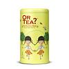 Or Tea? Cylinder doos met losse groene thee met peer BIO (75g)
