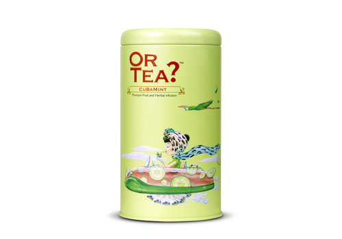 Or Tea? CuBaMint Zylinderpackung (75g)