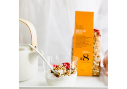 I Just Love Breakfast Granola #8 Aardbei Mango crunch (250g)