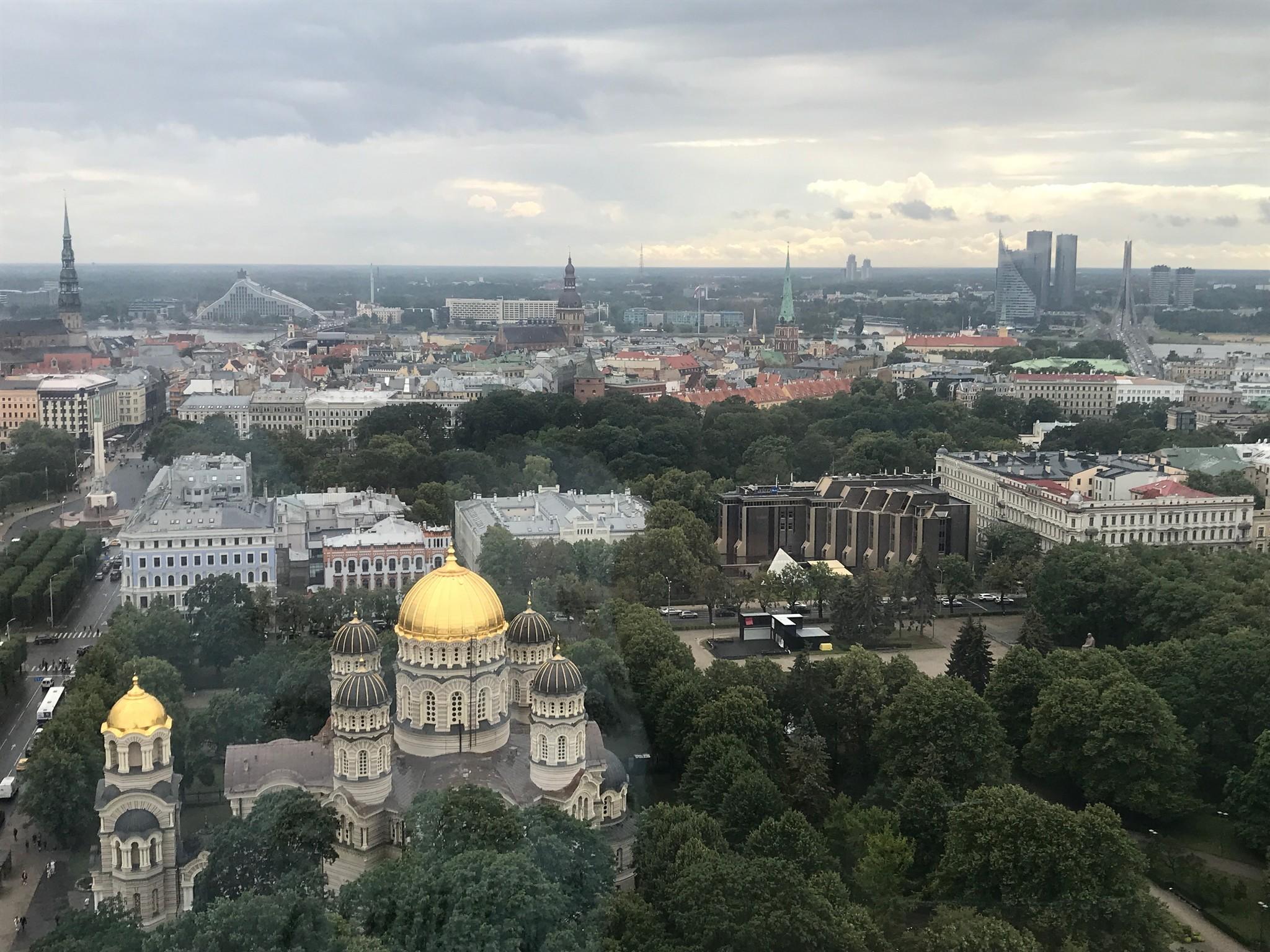 Op culinaire citytrip naar Riga