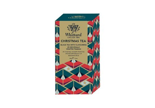 Whittard of Chelsea Christmas Tea (50g)